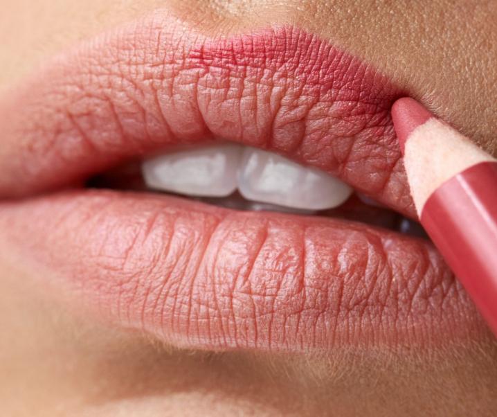 12. Lecke –  A szájkontúrceruza helyes használata