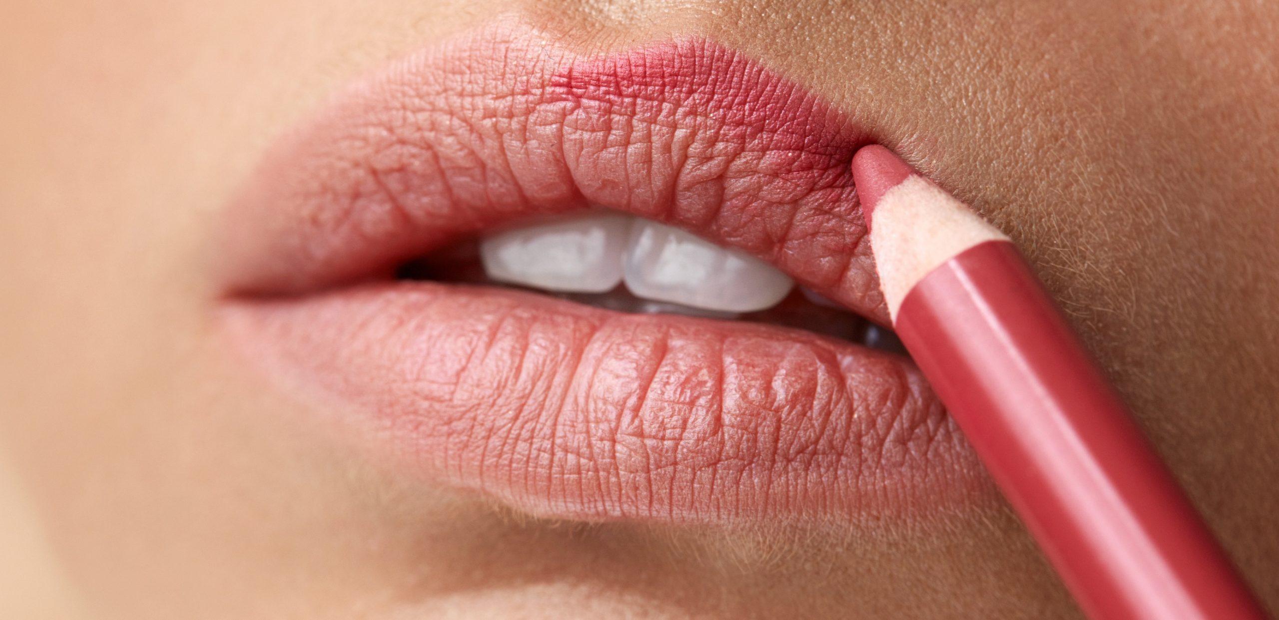 12. Lecke - A szájkontúrceruza helyes használata online smink tanfolyam