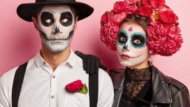 Egyszerű Halloween smink tipp online tanfolyam kezdőknek